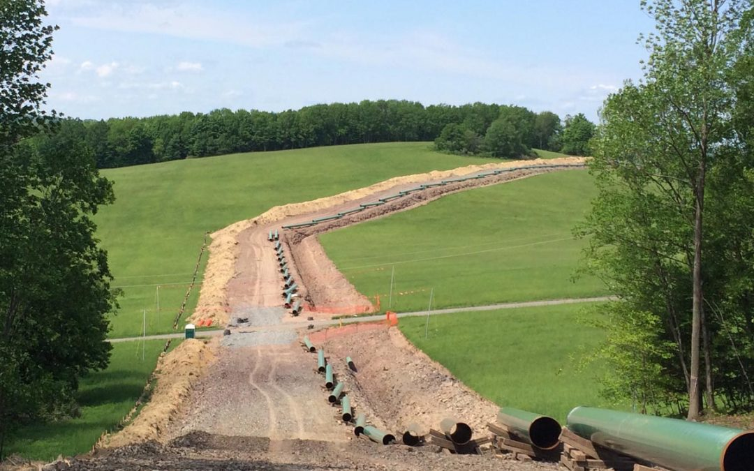Pipeline Clearing
