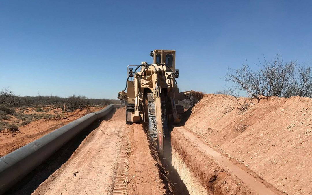 Trenching Service 4